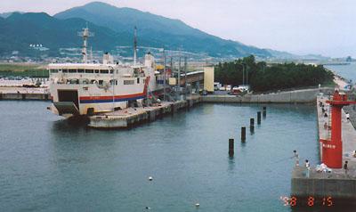 淡路島 大阪 フェリー から
